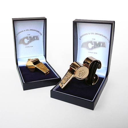 Award & Presentation Whistles